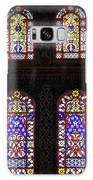Blue Mosque Stained Glass Windows Galaxy S8 Case