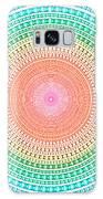 Multicolor Circle Galaxy Case