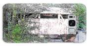 Old Covered Bridge Galaxy S8 Case