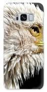 Ruffled Bald Eagle Galaxy S8 Case