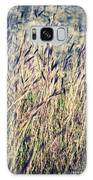 Tall Grass Galaxy Case by Silvia Ganora