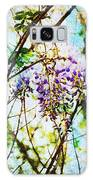 Tangled Wisteria Galaxy S8 Case