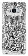 Title Page To Vesalius' Book On Anatomy Galaxy S8 Case