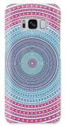 Vintage Color Circle Galaxy Case by Atiketta Sangasaeng