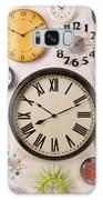 Wall Clocks Galaxy Case