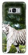 White Bengal Galaxy S8 Case
