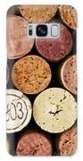 Wine Corks Galaxy Case