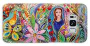 Leah And Flower Of Mandragora Galaxy S8 Case