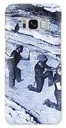 500-feet Level Sulphate Stope Tombstone Consolidated Mine 1904-2013 Galaxy S8 Case