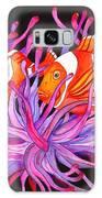 Clownfish And Sea Anenome  Galaxy S8 Case