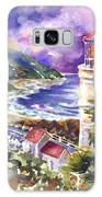 Heceta Head Lighthouse Galaxy S8 Case