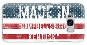 Made In Campbellsburg, Kentucky Galaxy S8 Case