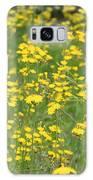 Pretty In Yellow Galaxy S8 Case