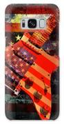 Usa Strat Guitar Music Galaxy S8 Case