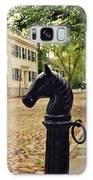 Nantucket Hitching Post Galaxy S8 Case