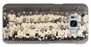 1926 Yankees Team Photo Galaxy S8 Case