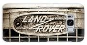 1952 Land Rover 80 Grille  Emblem -0988s2 Galaxy S8 Case