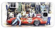 1961 Le Mans 1961 Ferrari 250 Tri Olivier Gendebien Phil Hill Winner  Galaxy S8 Case