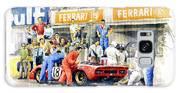 1969 Le Mans 24 Ferrari 312p Pedro Rodriguez  David Piper Galaxy S8 Case