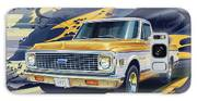 1971 Chevrolet C10 Cheyenne Fleetside 2wd Pickup Galaxy S8 Case