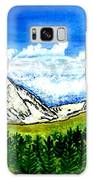 jGibney Breckenridge CO 1999art300dpi18-9M jGibney Galaxy S8 Case