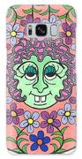 Goofy Green Witch Galaxy S8 Case