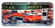 2016 Ferrari Sf16-h Vettel Monaco Gp  Galaxy S8 Case