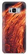 Molten Pahoehoe Lava Galaxy S8 Case
