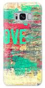 Abstract Love V2 Galaxy S8 Case