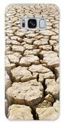 Africa Cracked Mud Galaxy S8 Case