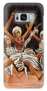 African Dancers Galaxy S8 Case