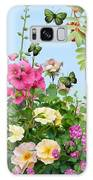 Wild Garden Galaxy Case by Ivana Westin