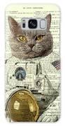 Astronaut Cat Illustration Galaxy S8 Case