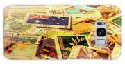 Australian Postal Background Galaxy S8 Case
