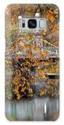 Autumn Bridge Galaxy S8 Case