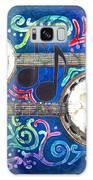 Banjos - Bordered Galaxy S8 Case