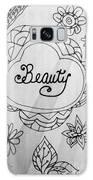 Beauty Galaxy S8 Case