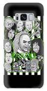 Beetlejuice Tribute Galaxy S8 Case