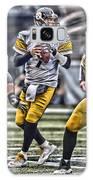 Ben Roethlisberger Pittsburgh Steelers Art Galaxy S8 Case