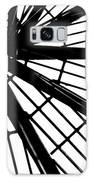 Black And White 4 Galaxy S8 Case