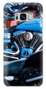 Blue Bike Galaxy S8 Case