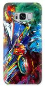 Blue Jazz Galaxy S8 Case