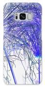Blue Papyrus Galaxy S8 Case