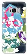 Bold Succulents 2- Art By Linda Woods Galaxy Case by Linda Woods