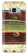Brook Trout Lodge Galaxy Case by JQ Licensing