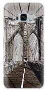 Brooklyn Bridge By Art Farrar Photographs, Ny 1930 Galaxy S8 Case