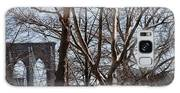 Brooklyn Bridge Thru The Trees Galaxy S8 Case