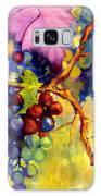 Butterfly And Grapes Galaxy S8 Case