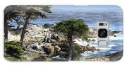 Carmel Seaside With Cypresses Galaxy S8 Case