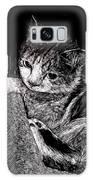Cat Galaxy S8 Case
